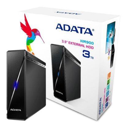 """Εικόνα της External Disk ADATA (HM900) 3.5"""" - 3TB"""