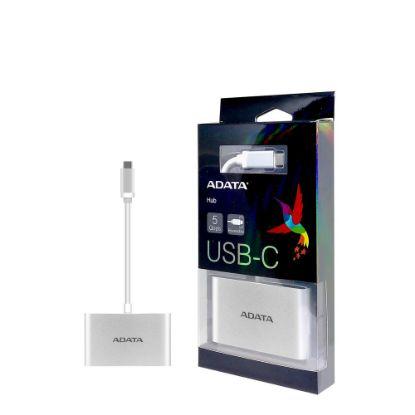 Picture of USB Port + APPLE Lightning Card Reader