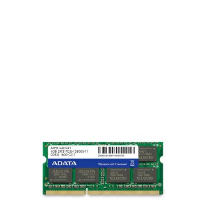 Picture of DRAM ADATA (SO-DIMM) 1600 - DDR3L - 4GB low voltage