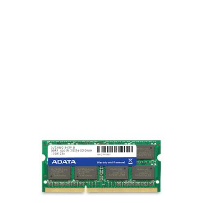 Εικόνα της DRAM ADATA (SO-DIMM) 1600 - DDR3 - 4GB