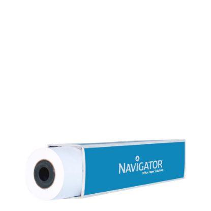 Εικόνα της COPIER PAPER (NAVIGATOR) 80gr. -  620x150m