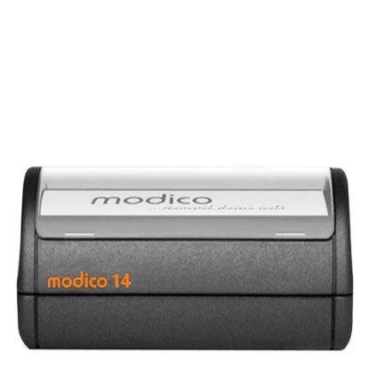 Εικόνα της MODICO 14 - BODY black (98x69mm)