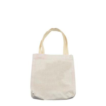 Εικόνα της BAG - SHOPPING (LINEN) 36x39cm