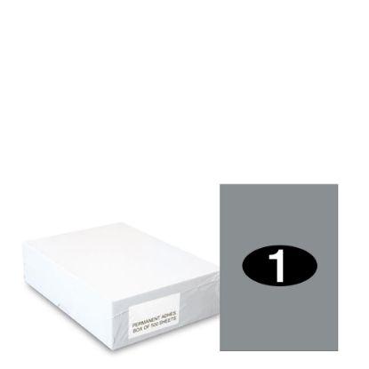 Εικόνα της Smart Labels (210x297) 1 label White/500sh