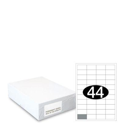 Εικόνα της Smart Labels (48.5x25.4) 44 labels White/500sh