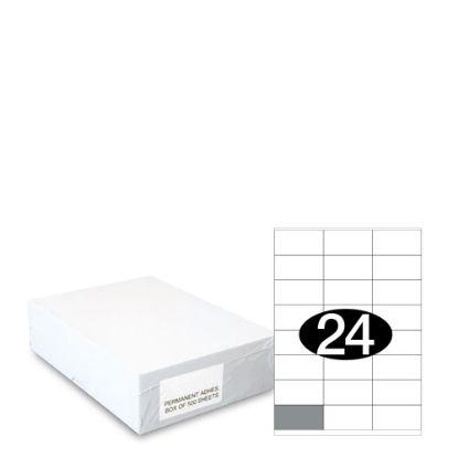 Εικόνα της Smart Labels (70x36) 24 labels White/500sh