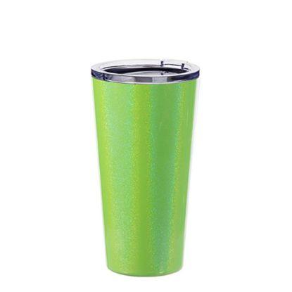 Εικόνα της Tumbler 16oz - GREEN SPARKLING with Clear Cup