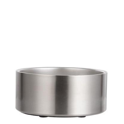 Εικόνα της PET BOWL SILVER Stainless Steel (7.2H.x18.3D. cm)