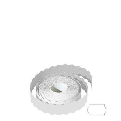 Picture of Label Rolls (22x12 mm) WHITE removable