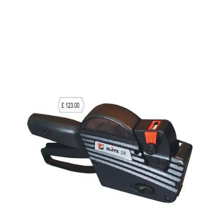Picture of Labeller Gun (BLITZ S8) 1 Line