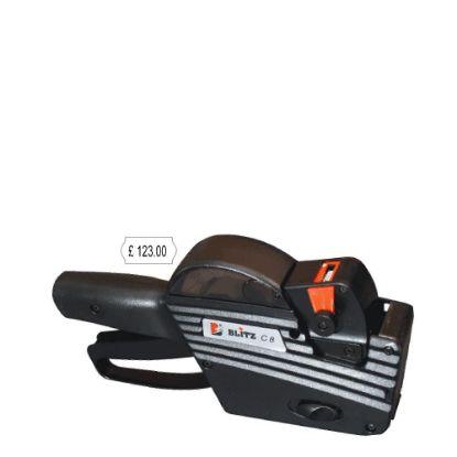 Picture of Labeller Gun (BLITZ C8) 1 Line