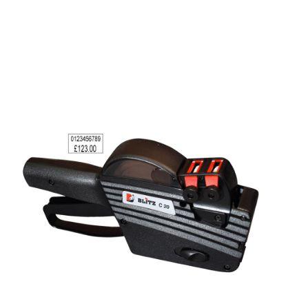 Picture of Labeller Gun (BLITZ C20) 2 Lines