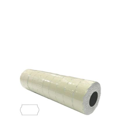 Picture of Label Rolls (Blister 22x12 mm) WHITE removable