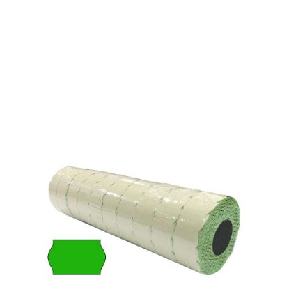 Picture of BLISTER 10 ROLLS - 26x16 WR (GREEN) PERMANENT