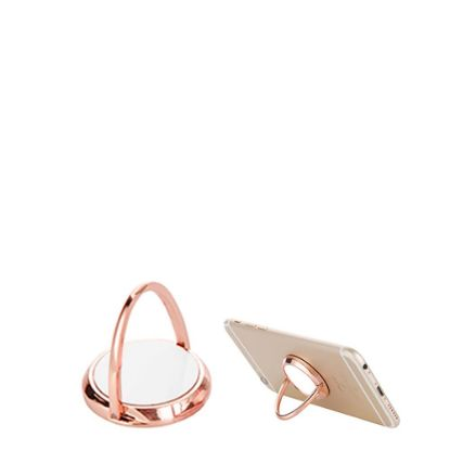 Picture of MOBILE Ring Holder Rotating (Gold Rose)