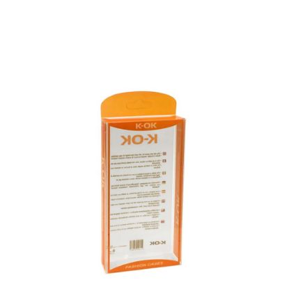 Picture of PHONE BOX (transparent orange)