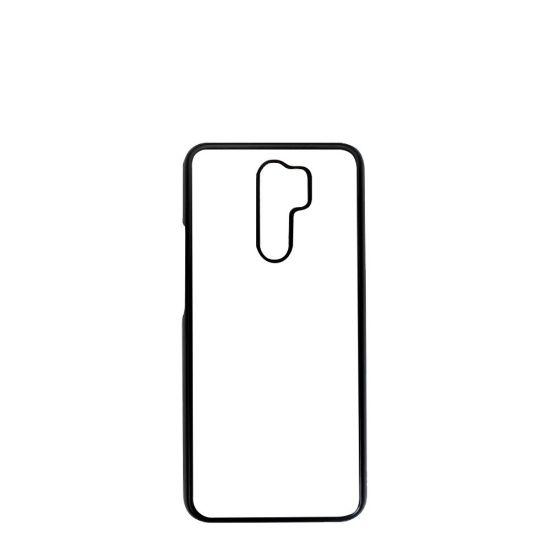 Εικόνα της XiaoMi case (Redmi 9) PC BLACK with Alum. Insert