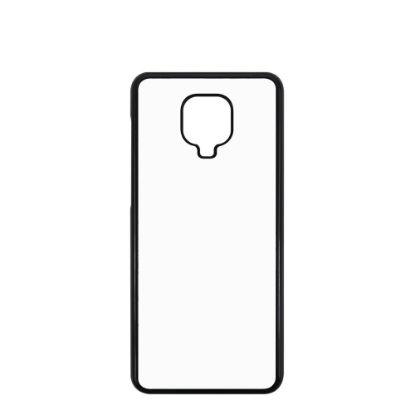 Picture of XiaoMi case (Redmi NOTE 9s/9pro) TPU BLACK with Alum. Insert