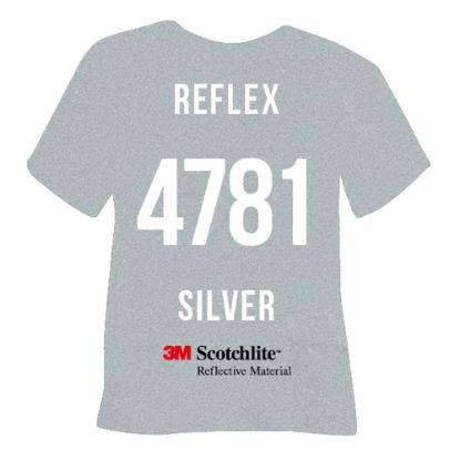 Picture of POLI-FLEX (REFLEX 3M silver) 50cmx1cm