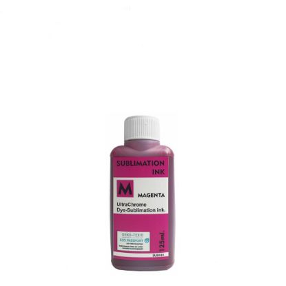 Picture of Sublimation Ink Epson (MAGENTA) 125ml for small printers