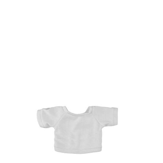 Εικόνα της WHITE T-SHIRT for BUNNY 30cm (TED2031)