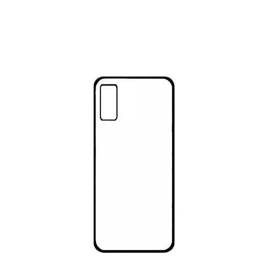 Εικόνα της Realme case (7 Pro) TPU BLACK with Alum. Insert