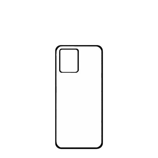 Εικόνα της Realme case (8 Pro) TPU BLACK with Alum. Insert