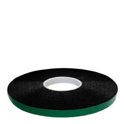 Εικόνα της Double sided Tape (390) 25mm x 66m - FOAM Black