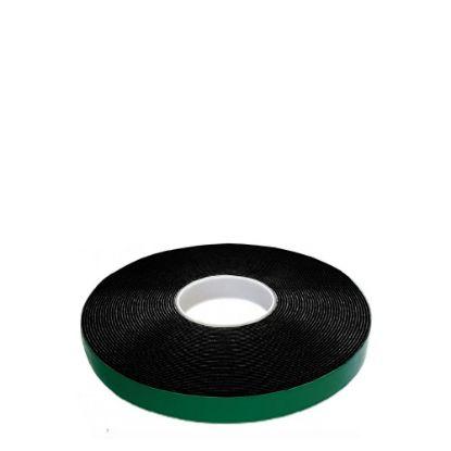 Εικόνα της Double sided Tape (390) 19mm x 33m - FOAM Black
