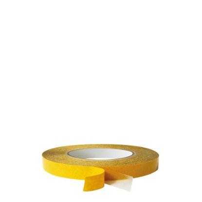 Εικόνα της Double sided Tape (330) 6mm x 50m - PP Clear
