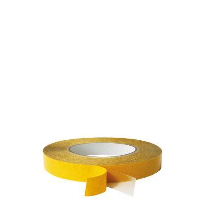 Εικόνα της Double sided Tape (326) 9mm x 50m - PP Clear