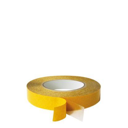 Εικόνα της Double sided Tape (326) 19mm x 50m - PP Clear