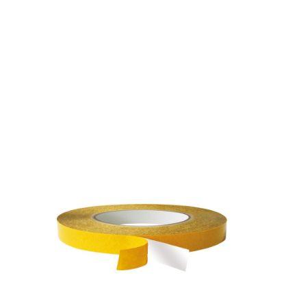 Εικόνα της Double sided Tape (340) 6mm x 50m - PVC White