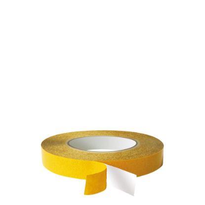 Εικόνα της Double sided Tape (340) 9mm x 50m - PVC White