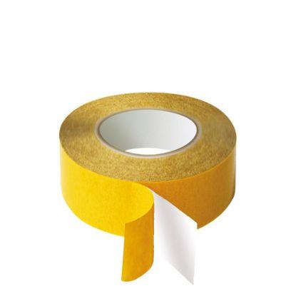 Εικόνα της Double sided Tape (340) 50mm x 50m - PVC White