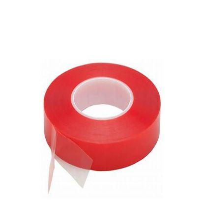 Εικόνα της Double sided Tape (343) 50mm x 50m - PET Red