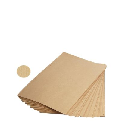 Picture of Kraft Paper A4/Laid 120gr.