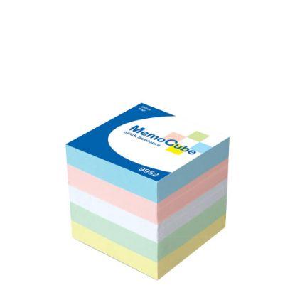 Εικόνα της MEMO CUBE 9x9 *STICK* 5 colors (910sh.)