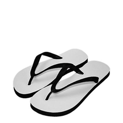 Picture of Flip-Flop ADULTS (XLarge 45/46) Black