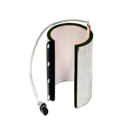 Picture of Heater with Frame 600ml Bottle (4 pins male) for ARC