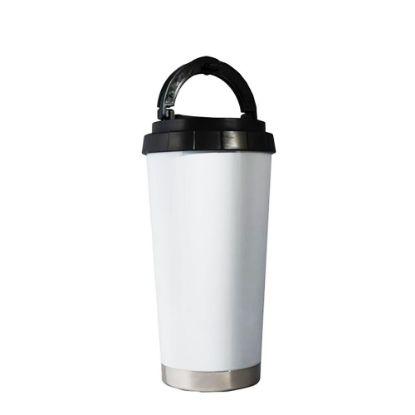 Εικόνα της THERMO BOTT 16oz - Port.handle (Advance Quality) WHITE