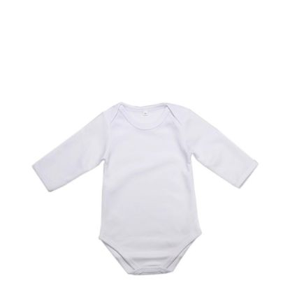 Picture of BABY ONESIE - LONG SLEEVE (3-6 months)