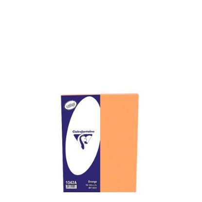 Εικόνα της Small Pack A4/160gr (50sh) Orange