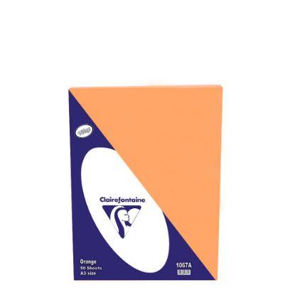 Εικόνα της Small Pack A3/160gr (50sh) Orange