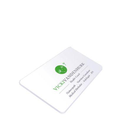 Εικόνα της Business Cards 2sided (Plastic Thick gloss) 8.5x5.4cm