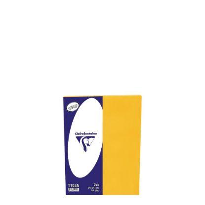 Εικόνα της Small Pack A4/160gr (50sh) Gold