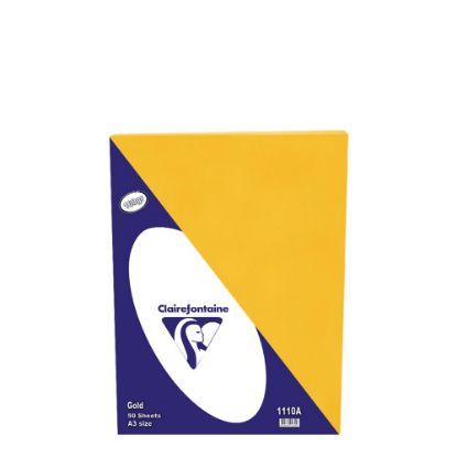 Εικόνα της Small Pack A3/160gr (50sh) Gold