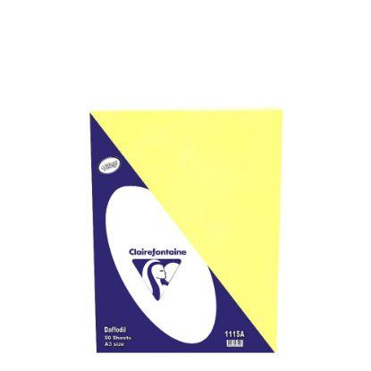 Εικόνα της Small Pack A3/160gr (50sh) Daffodil