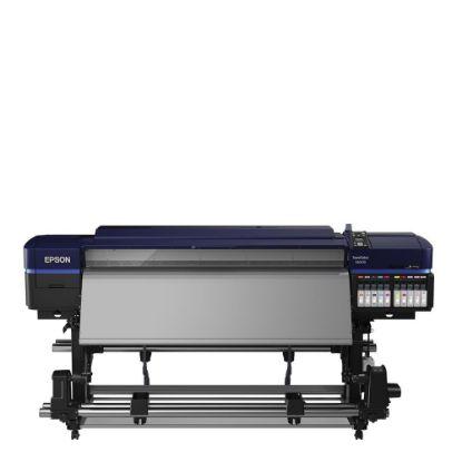 Picture of Epson Solvent Plotter (S-80610) 162.6 cm - 8 colors/Dual head