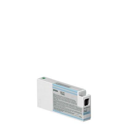 Picture of EPSON INK (CYAN light) 350ml for 9890, 7890, 7900, 9900